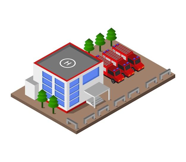 等尺性消防署