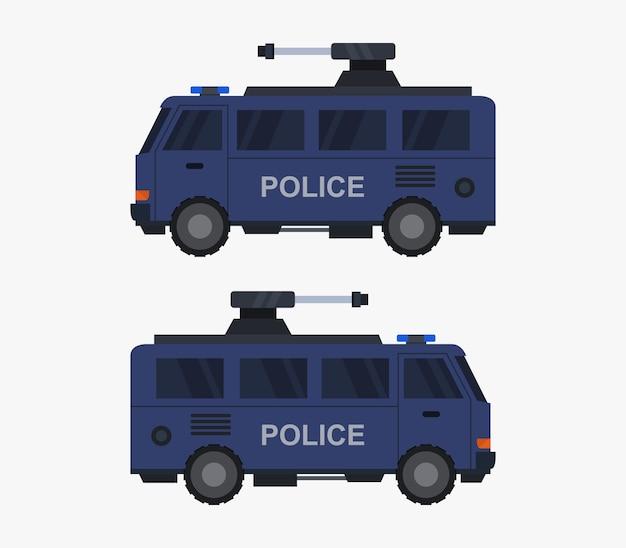 Полицейский фургон