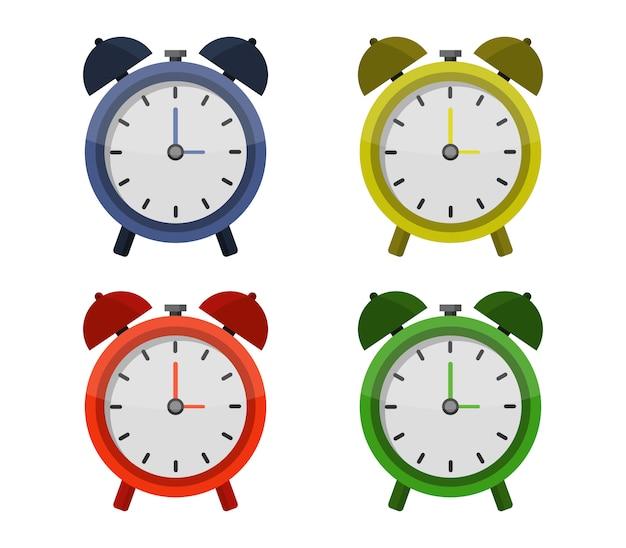 目覚まし時計セット