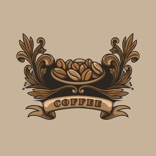 レトロなコーヒー