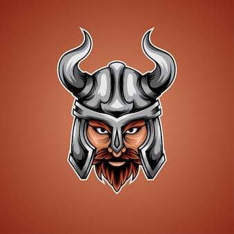 Воин викингов