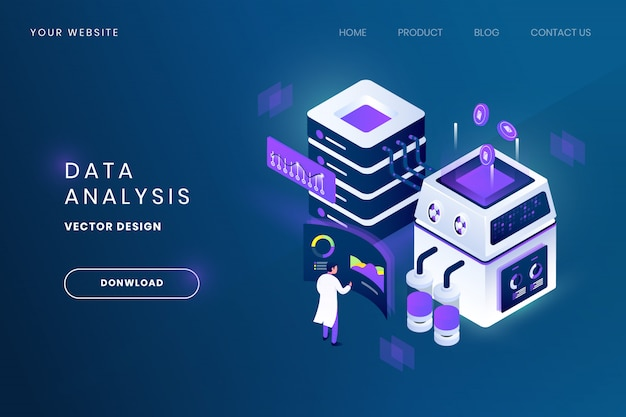Иллюстрация анализа данных