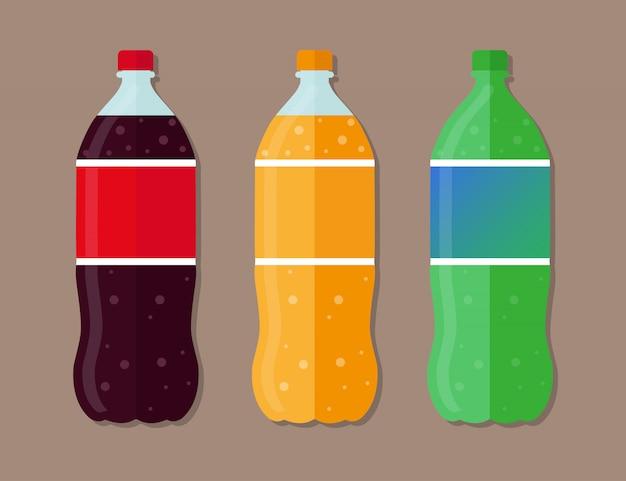 甘い水ペットボトル。