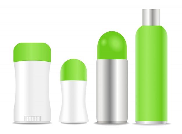 ブランク消臭剤とスプレー容器