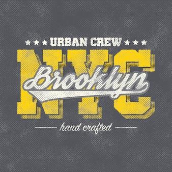 Нью-йорк типография