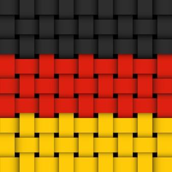 ドイツ国旗グリッド