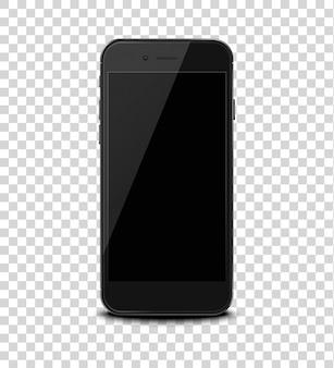 分離されたスマートフォン