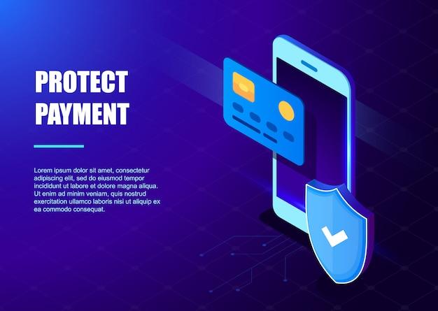 Защитить платежный шаблон
