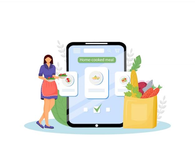 Домашнее приготовление блюд онлайн заказ