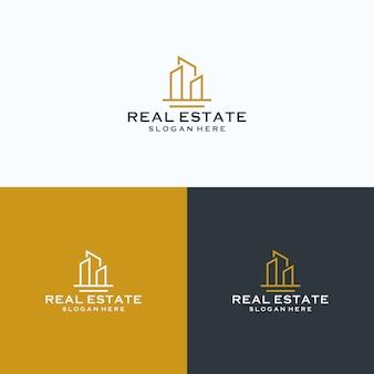 不動産建物のロゴ