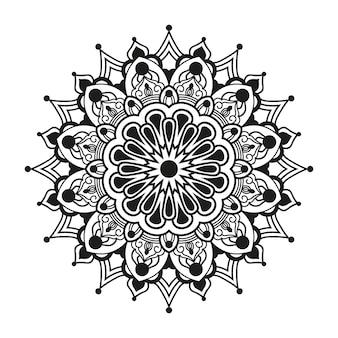 Мандала иллюстрация