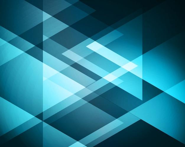 エレガントな幾何学的な背景