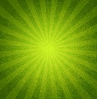 抽象的な緑のグランジ背景