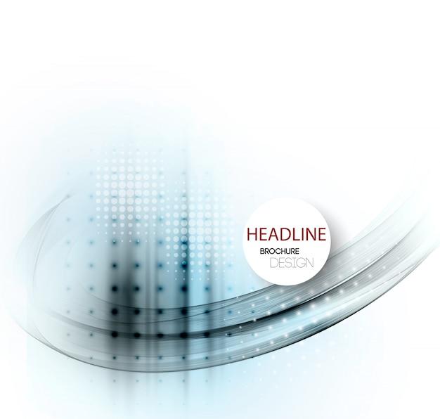 Абстрактный бизнес фон. шаблон дизайна брошюры