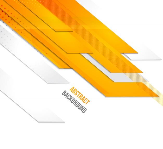 抽象的なビジネス背景。テンプレートのパンフレットのデザイン