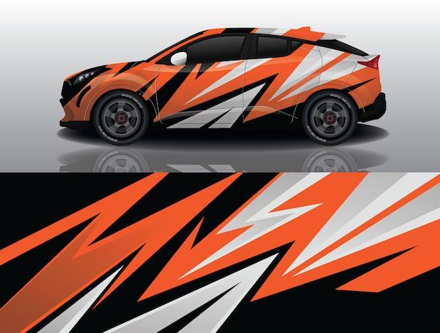 Дизайн автомобиля наклейка наклейка внедорожник