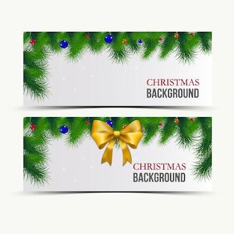 結婚クリスマスと新年のグリーティングカード