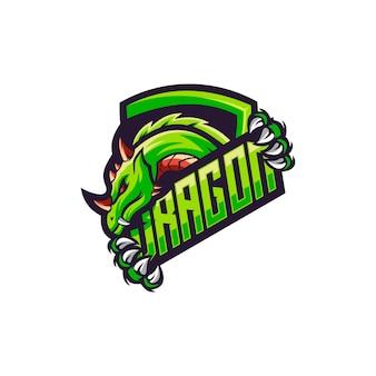 ドラゴンスポーツのロゴ