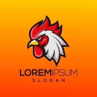 Куриный логотип