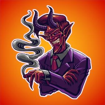 紳士の悪魔