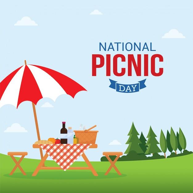 Национальный день пикника