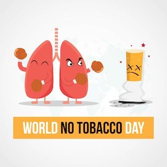 世界のたばこデー