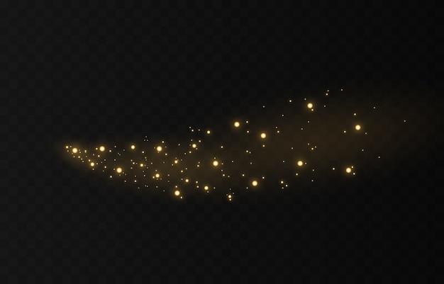 明るい。光、光の効果、照明。イラストは市松模様の背景に描かれています。
