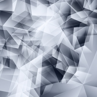 多角形の背景