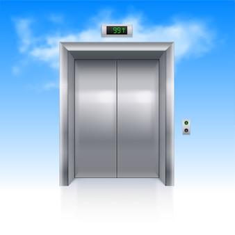 天国のエレベーター