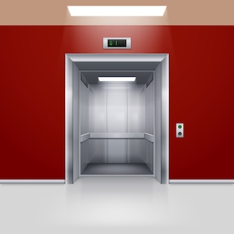 エレベータードア