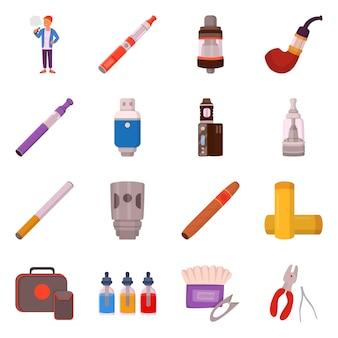 Изолированный объект прибора и электронного знака. комплект устройства и набор фильтров