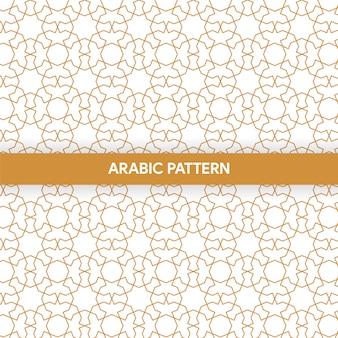 Арабский исламский стиль орнамента орнамент