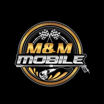Авто подробно логотип