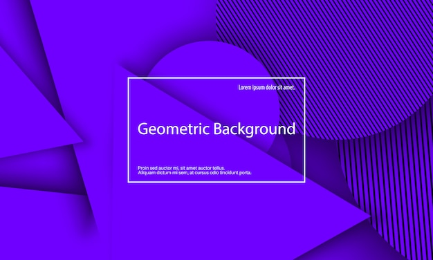 Фиолетовый фон абстрактная обложка.