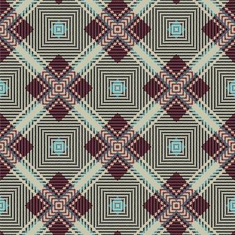 Бесшовные тартан. шотландская тканая текстура.