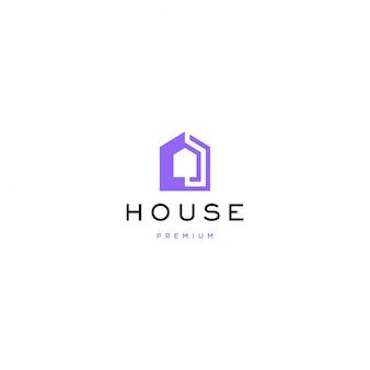 Дом логотип