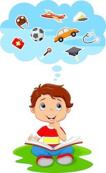 Маленький мальчик миллион мечты
