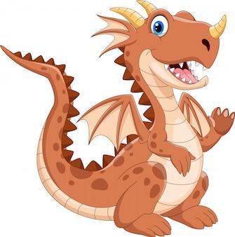 Милый дракон