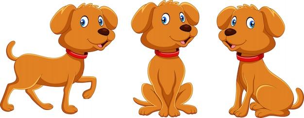 かわいい犬の漫画