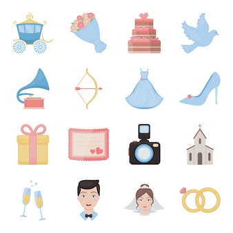 Свадебная икона