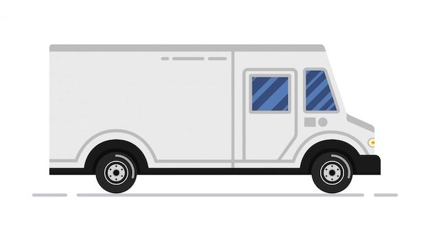 Продуктовый грузовик