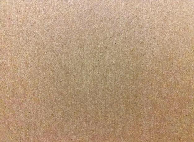Реалистичная картонная текстура бежевого цвета