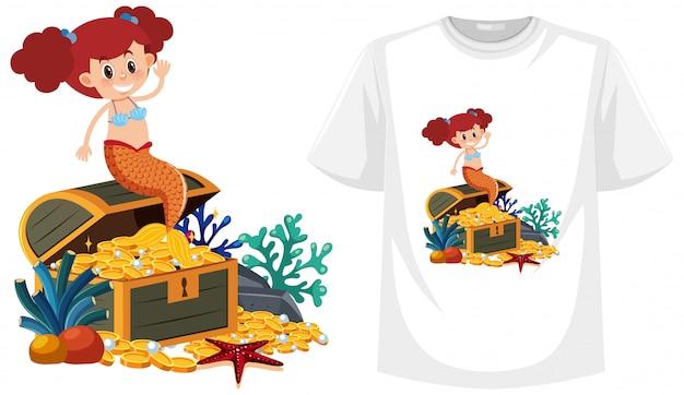 人魚のテーマ衣装