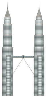 Малайзия петронас куала-лумпур