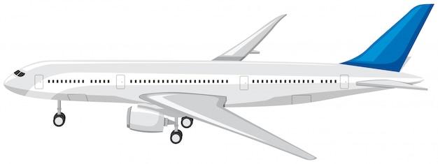 Большой коммерческий самолет