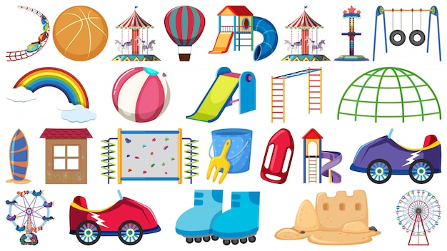 Набор детских игрушек