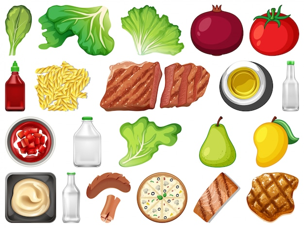Набор элементов питания