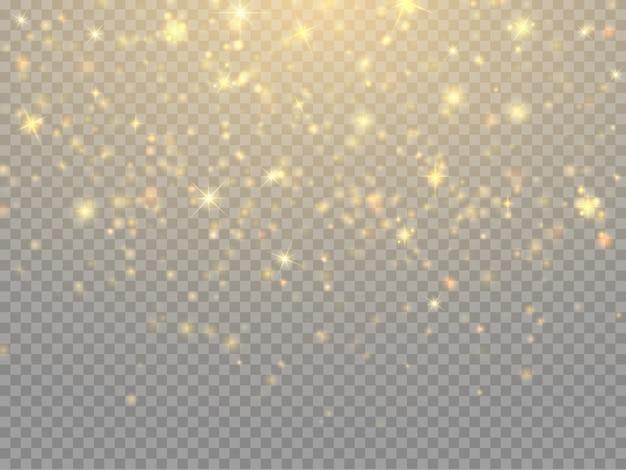 キラキラ粒子ボケライト