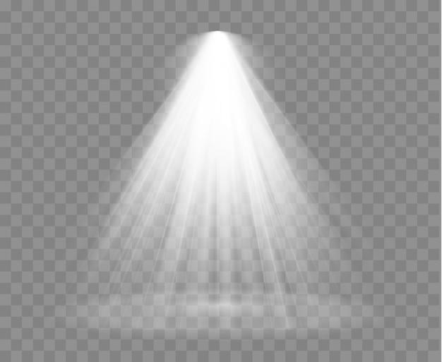 Прожектор изолированный