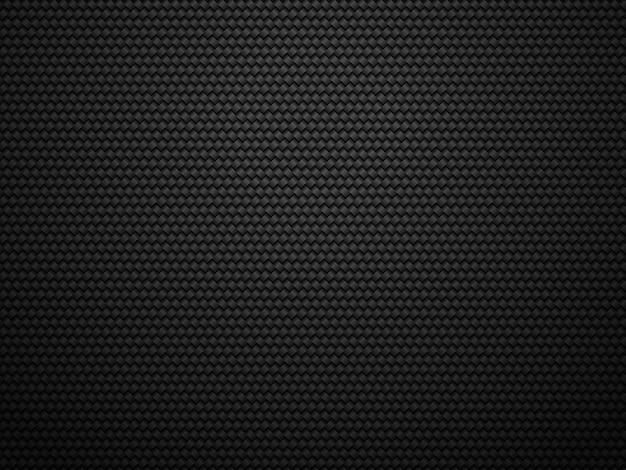 Черный карбон темный фон